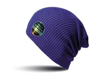 GŁADKIE czapki zimowe UNISEX kolory RESULT