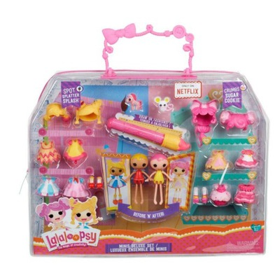 Lalaloopsy Mini Kit pre Deluxe Bábika Zdobiť