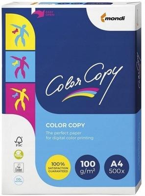 Papier XERO LASER COLOR COPY 100 g/m2 A4