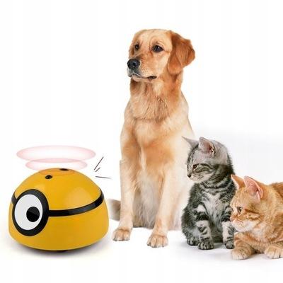 Detská hračka Minionek + psík na úteku