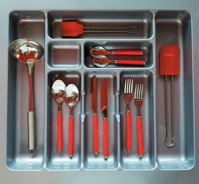 Wkład do szuflady BLUM 60 organizer na sztućce