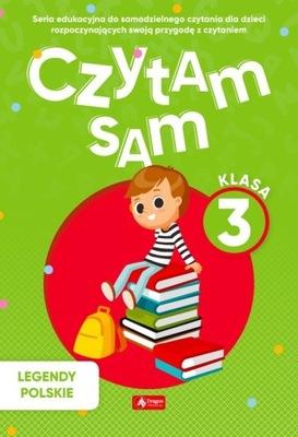 Czytam sam, klasa 3 zeszyt 1 Legendy Polskie