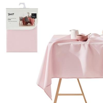 Скатерть пятноотталкивающий стол Аура 140x260 ЦВЕТА