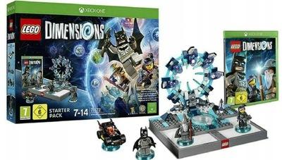 LEGO DIMENSIONS XBOX SERIES X ZESTAW STARTOWY