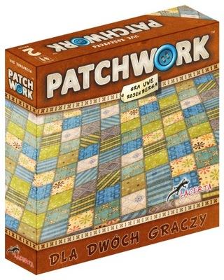GRA PATCHWORK (edycja polska) DLA DWÓCH GRACZY