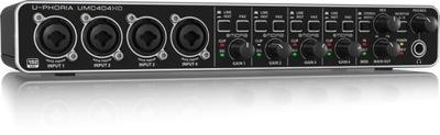 BEHRINGER UMC404HD U-PHORIA INTERFEJS AUDIO MIDI