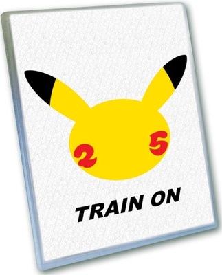 Pokemon TCG DUŻY Album na karty White Edition