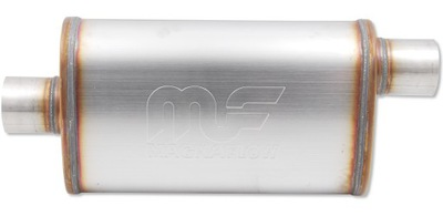 Tłumik MAGNAFLOW PRZELOT 64mm  36cm dł 20x13 12226