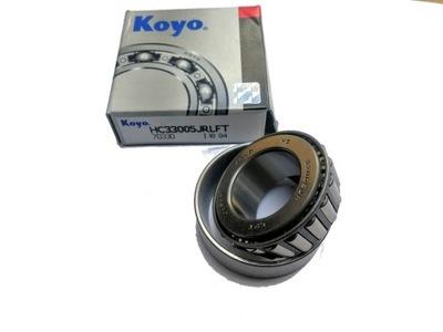 COJINETE KOYO HC33005JRLFT 25X47X17