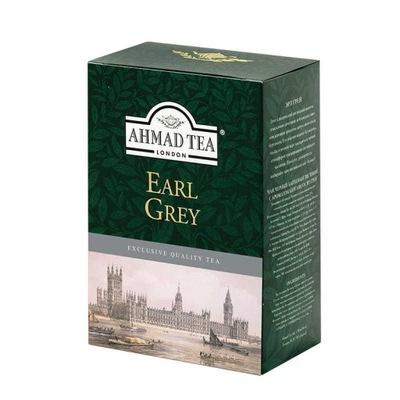 ??? черная Ahmad Tea