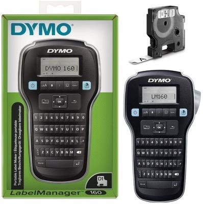 DYMO Drukarka etykiet LabelManager LM160 + taśma