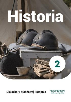 Historia 2 Podręcznik szkoła branżowa Operon 2020