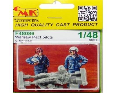 ??? F48086 Warsaw Pact pilots [2шт] 1 :48