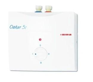 BIAWAR sprchový ohrievač vody OSCAR OP-5C