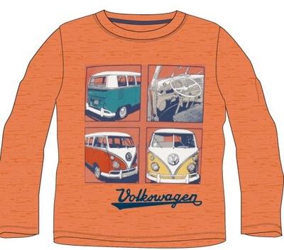 VW Volkswagen Bluzka Koszulka T-shirt r. 134