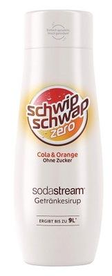 Soda Stream сироп Schwip Schwap ??? сахара 440 мл