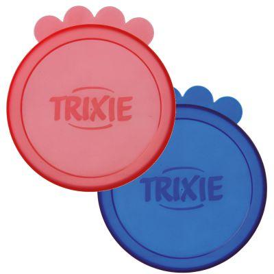 Trixie Pokrywki na puszkę 10 cm