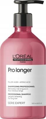 Loreal Pro Longer 500ml szampon wzmacnia volume