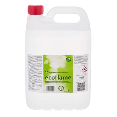 Ecoflame 5Л биотопливо II поколения. Биокамин