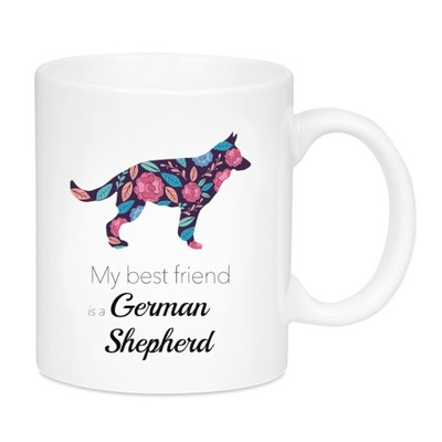 Kubek dla psiarza - Owczarek Niemiecki
