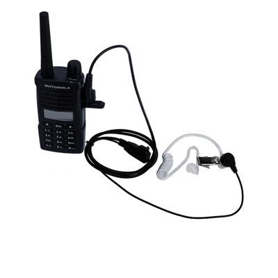 Mikrofon słuchawka do Motorola 2-pin CP040 DP1400