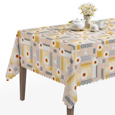 Obrus z CERATY dekoracyjnej CERATA na stół 140x210