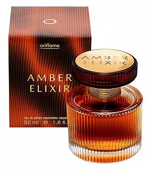 Woda perfumowana Amber Elixir Oriflame - szybko!