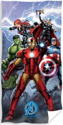 Ręcznik 70x140 / w02 / BAWEŁNA Marvel AVENGERS
