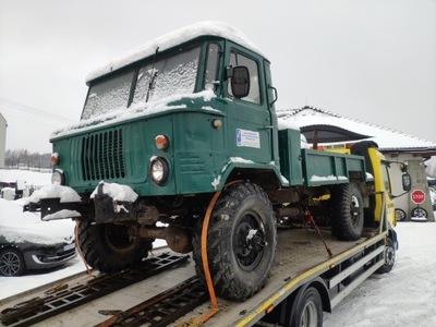 ГАЗ 66 1990 GAZ66 4.3 V8 4X4
