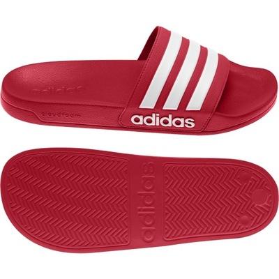 Klapki adidas Adilette Shower FY7815 czerwone 43