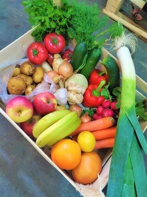 TYGODNIOWY BOX- mix warzyw i owoców na tydzień!!!