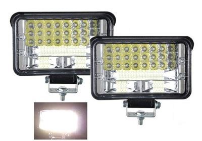 ZESTAW 2 X HALOGEN ФАРА ROBOCZA LED - 150W 12-24V