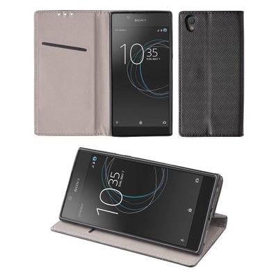 Etui do Sony Xperia L1 Pokrowiec Smart Case+ Szkło