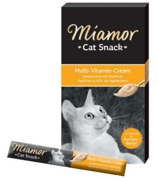 Miamor Cat Cream pasta Multi-Vitamin 90g
