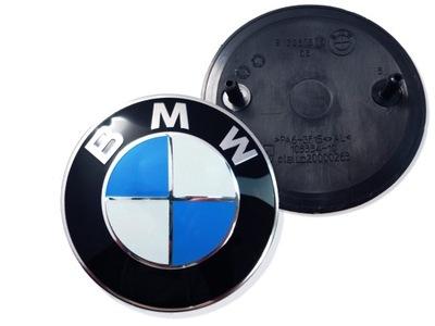 ЗНАЧОК НА КАПОТ ЭМБЛЕМА BMW E90 E91 E92 E93 E39