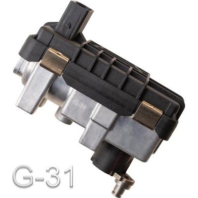 БЛОК УПРАВЛЕНИЯ ТУРБИНЫ G-31 JEEP GRAND CHEROKEE 3.0 CRD