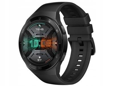 Czarny Smartwatch HUAWEI Watch GT 2e GPS