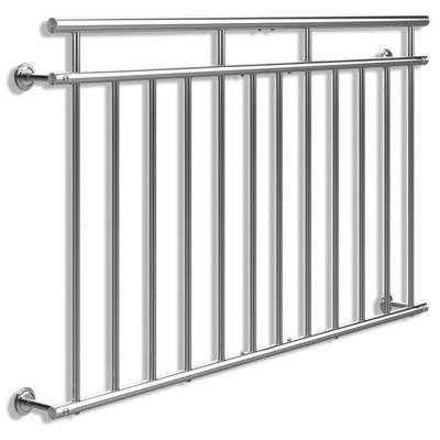 БАЛКОН французский БАЛЮСТРАДА 90X156 Нержавеющая сталь