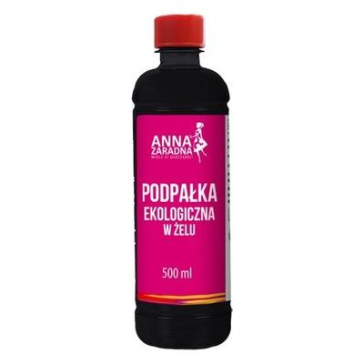 Podpałka Ekologiczna w żelu 500 ml Anna Zaradna