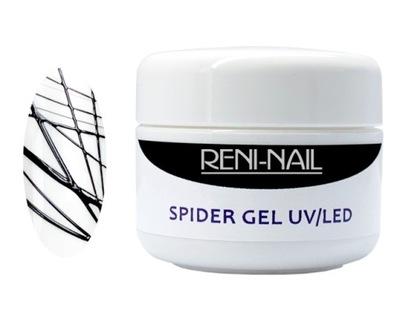 SPIDER GUM 5g żel do zdobień - pajęczyna BLACK