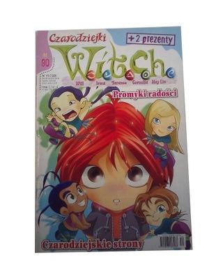 W.I.T.C.H. CZARODZIEJKI nr 90 2006 r.