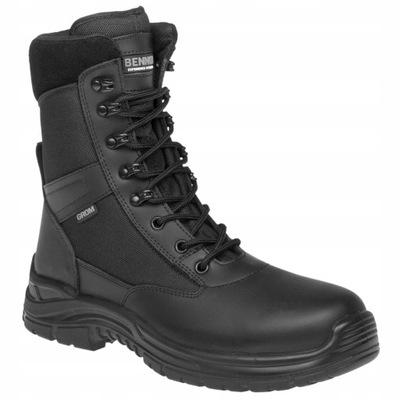 Buty taktyczne wojskowe Bennon Grom Black 45