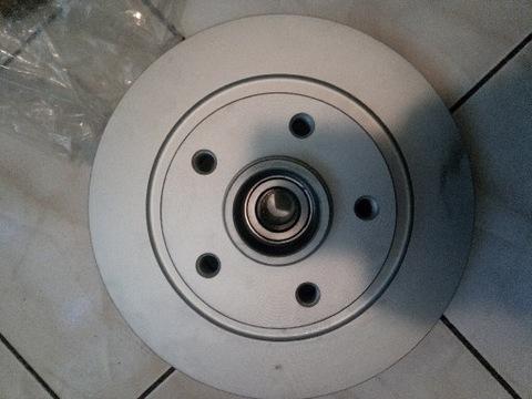 Тормозные колодки фирмы ABS задний Megane 3, Laguna 3