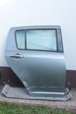 Suzuki swift mk6 zcd 2008
