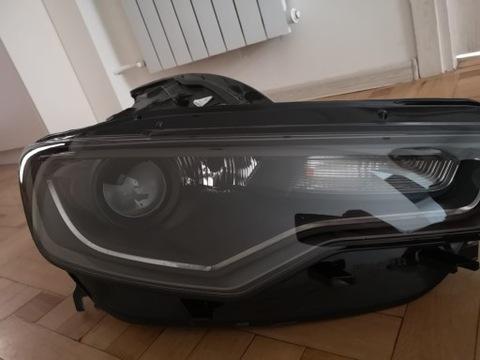 ФАРЫ KOMPLETNE BIXENON LED AUDI A6 C7 PRZEDLIFT, фото