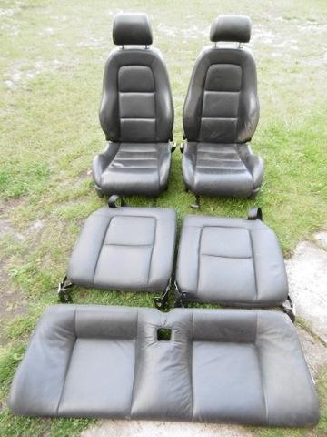 Audi TT 8N, 1.8 T - комплект сидений, горячее + диван