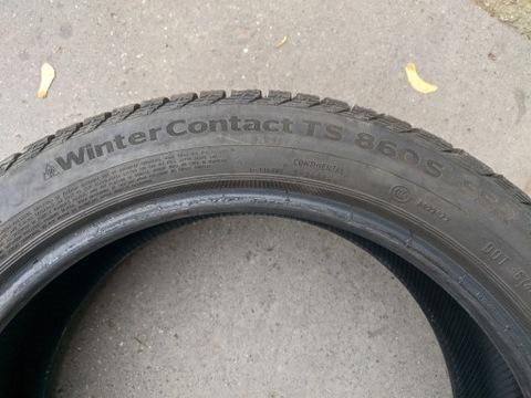 Continental WinterContact TS 860S 225/45R18 H XL