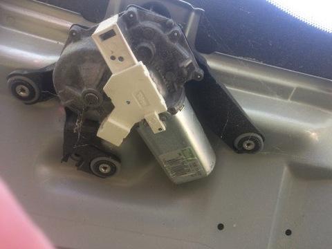 двигатель стеклоочистителя citroen xsara picasso задняя