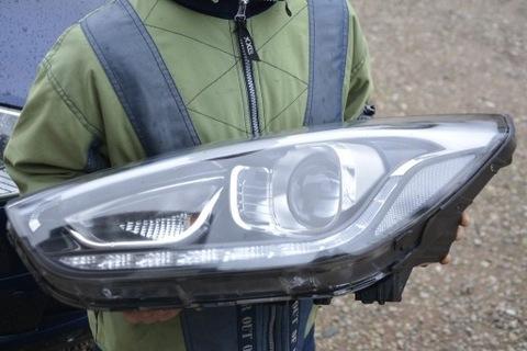 LAMPA HYUNDAI IX35 LIFT LED LEWY ПЕРЕДНИЙ IDEALNA