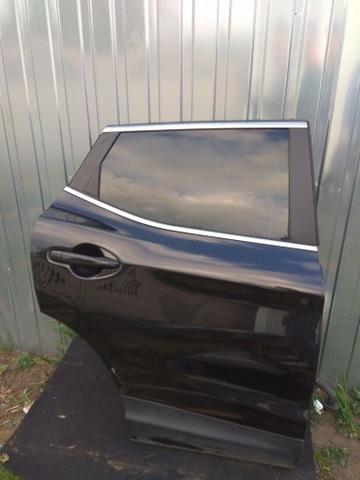 Двери заднее правое NissanQashqai J11,13-17rlak.Z11